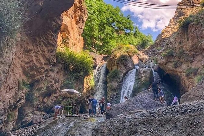 Private Hiking Day Trip to Atlas Mountains from Marrakech