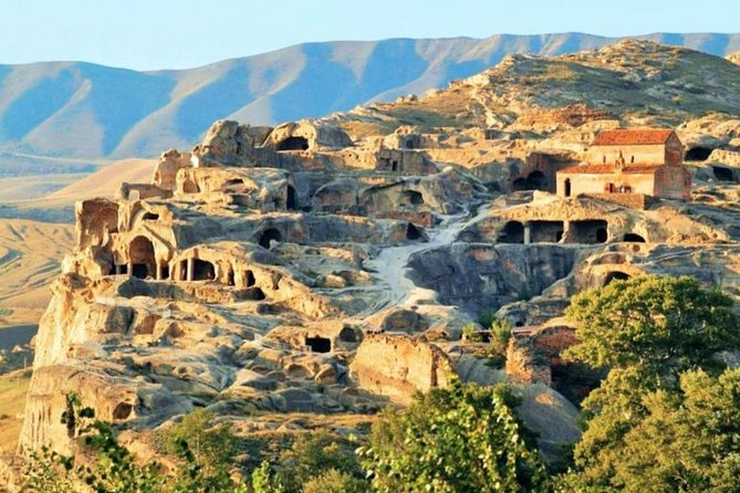 Full-Day Old Capital,Jvari and Fortress of Lord Private Tour