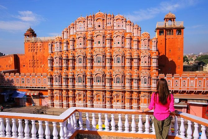 6 Days Golden Triangle Tour { Taj Mahal at Sunset and Sunrise }