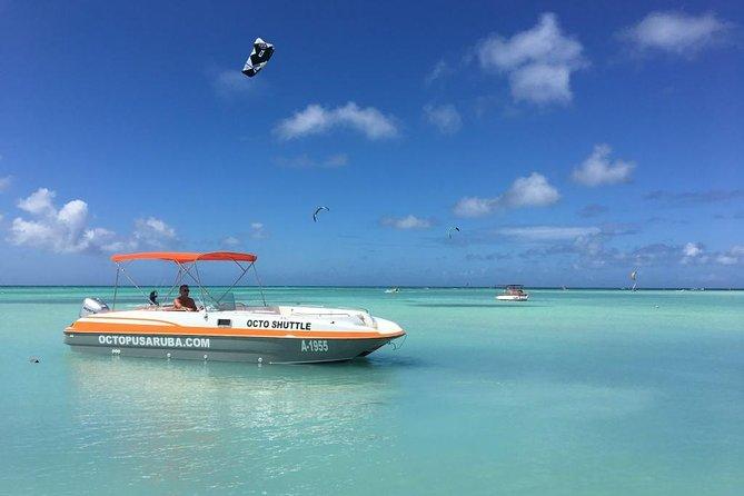 Octopus Aruba Private Boat Tour- Private Snorkel Tour