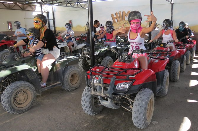 Three Hours Safari by Quad Bike & Camel Ride - Hurghada