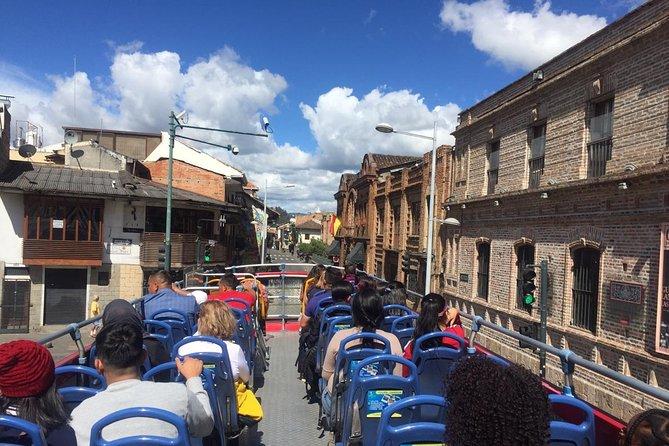Turibus Bus Cuenca Cuenca City Tour SightSeeingTour
