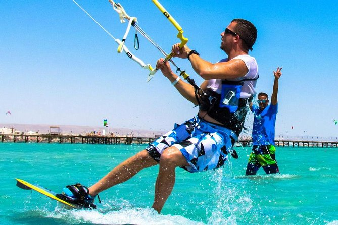 Kitesurfing 9 Hours – Ready to Ride- Hurghada photo 7