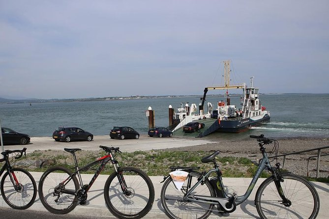 Cooley Peninsula Electric Bike tour