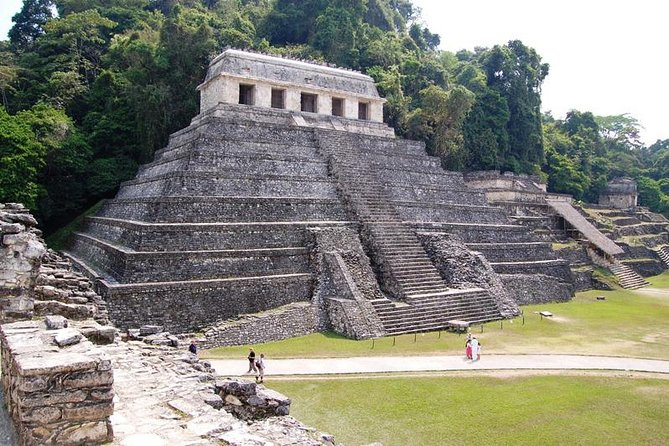 PALENQUE RUINS, AGUA AZUL and MISOL-HA WATER FALLS - Private Tour from Palenque