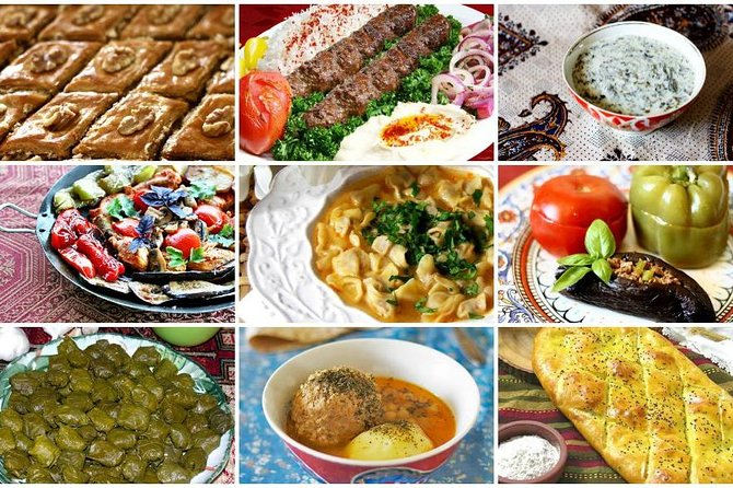 Express Azerbaijani Food Tour(Culinary Tour)