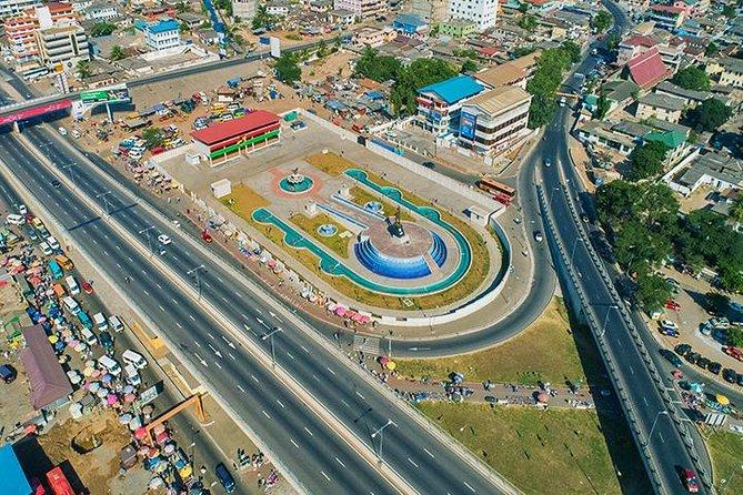 Ghana City 2-day Tour