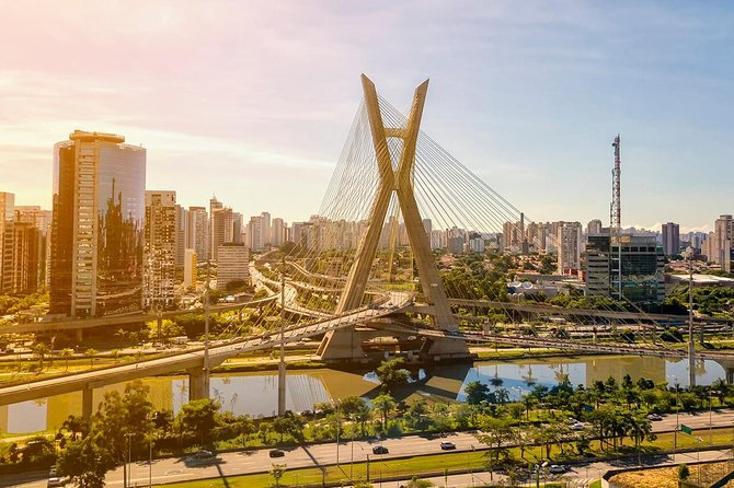 Get to know São Paulo. A tour that will guide you to the main museums and parks