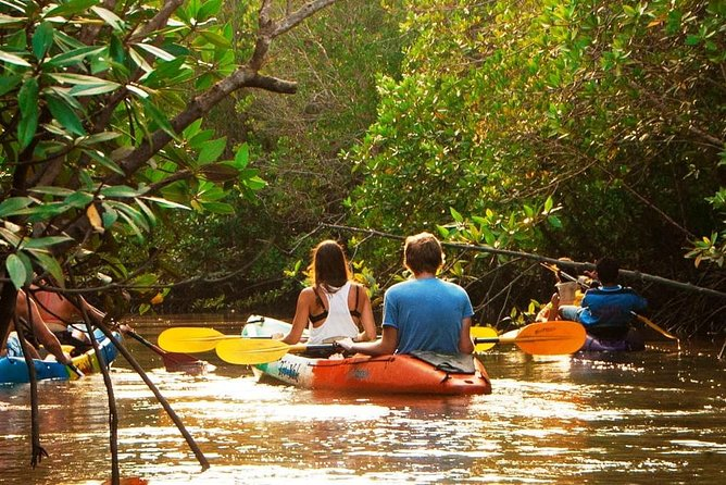 Sea Kayaking Adventure at Ao Thalane Bay from Krabi