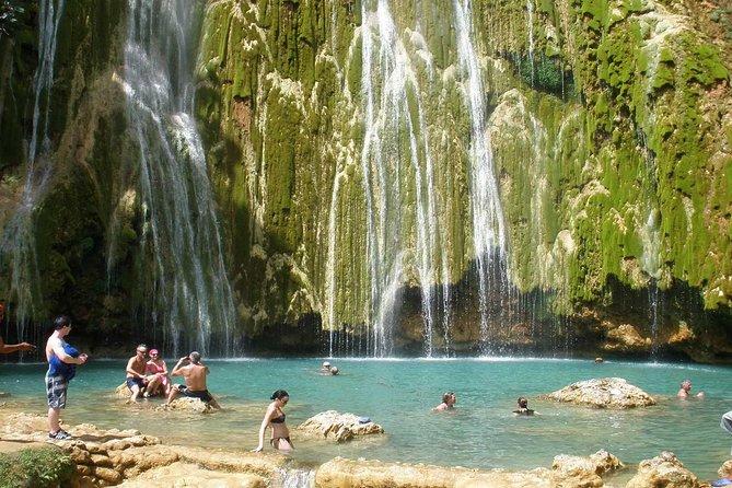 Samana: Bacardi Island and El Limon Waterfall