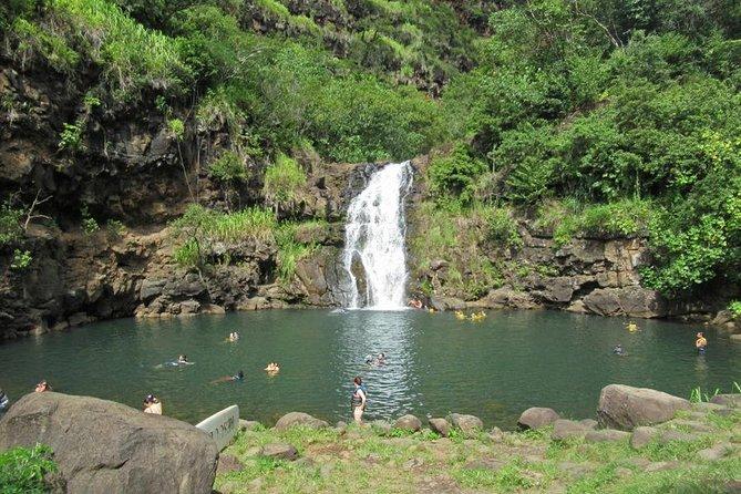 Grand Circle Island Tour Plus Hike & Swim At Waimea Waterfalls