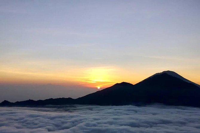 Sunrise Trekking on Batur Volcano
