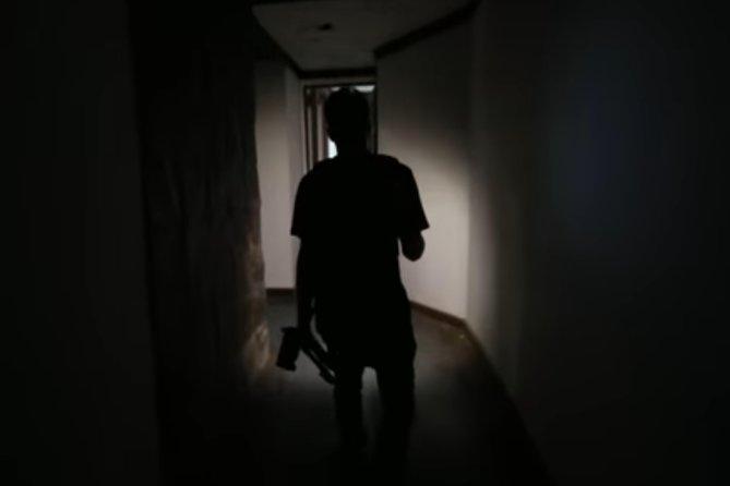 met ghost in bali