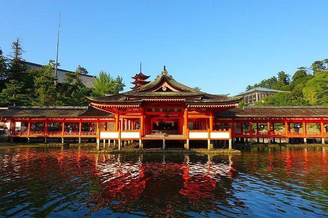 Hiroshima City & Miyajima 1Day Sightseeing Tour with English Speaking Guide