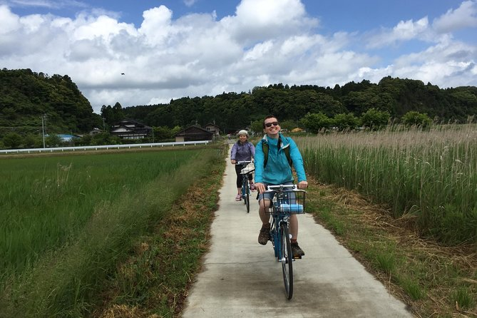 Cultural Cycling Tour on Notojima Island