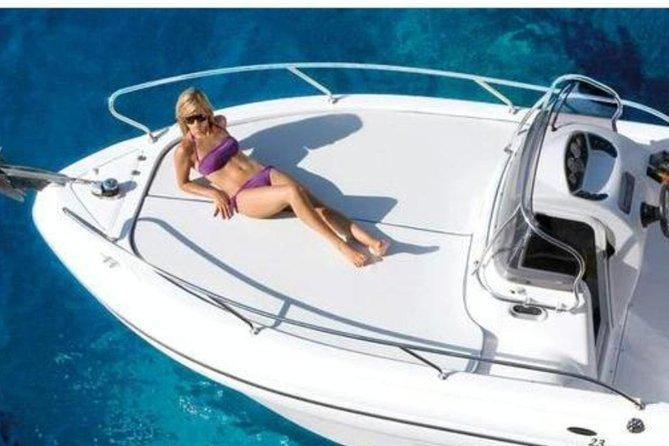 4 hours Private Speedboat Tour to Elaphite Islands by RANIERI SUN CRUISER 23