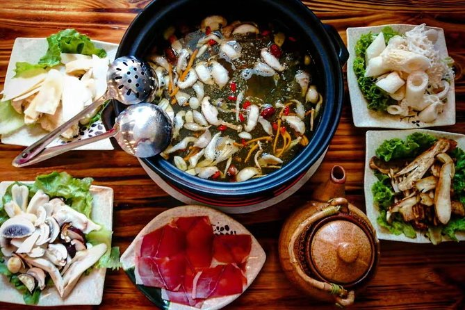 Skip-the-Line Experience: Yunnan Minority Culture Show & Wild Mushroom Hot pot