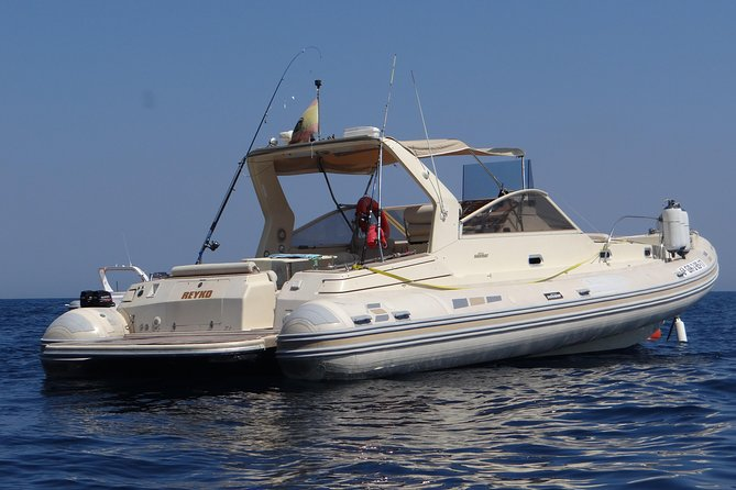 Private Luxury High Speed Powerboat Ride