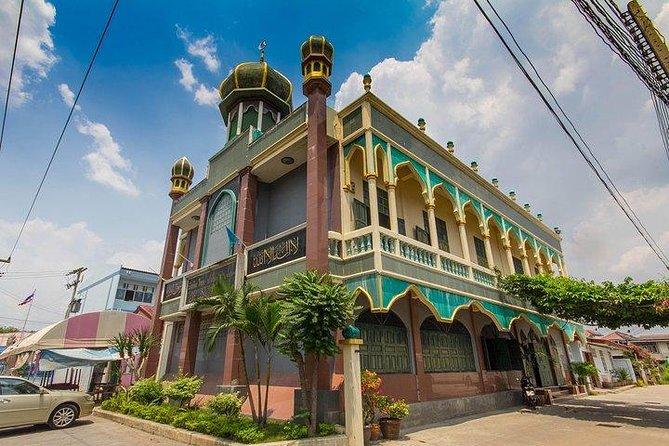 Muslim Selfie City Tour with Halal Lunch (Bangkok)
