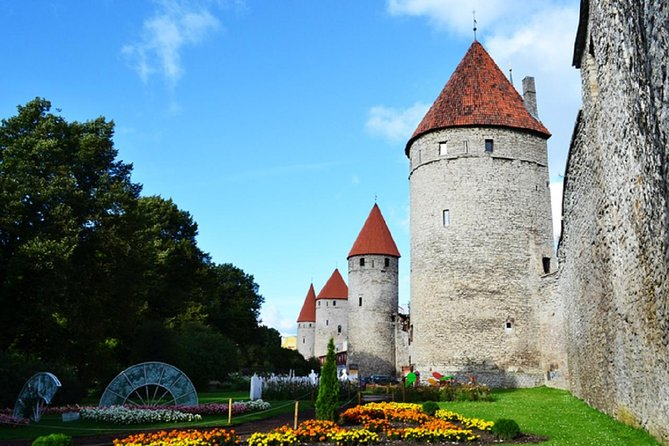 Tallinn Shore Excursion - Tallinn Highlights Sightseeing
