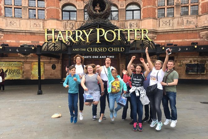 Visite London Harry Potter Tour (gratuite pour les enfants)
