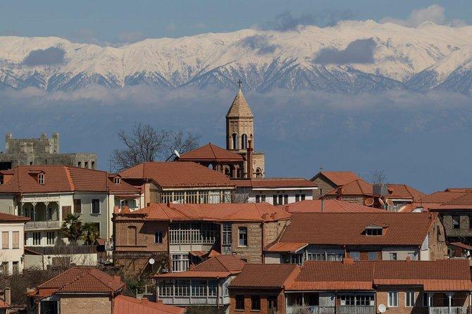 Kakheti tour, City of Love - Sighnaghi