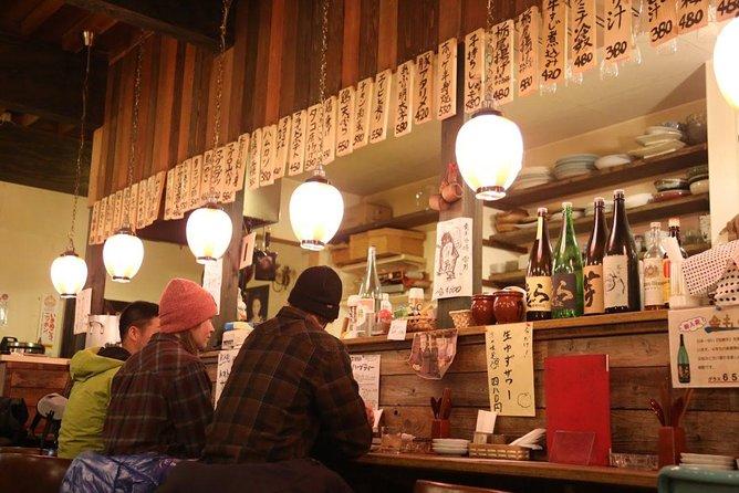 Izakaya Hopping Tour in Tokamachi, Niigata (30 min. Echigo-Yuzawa)