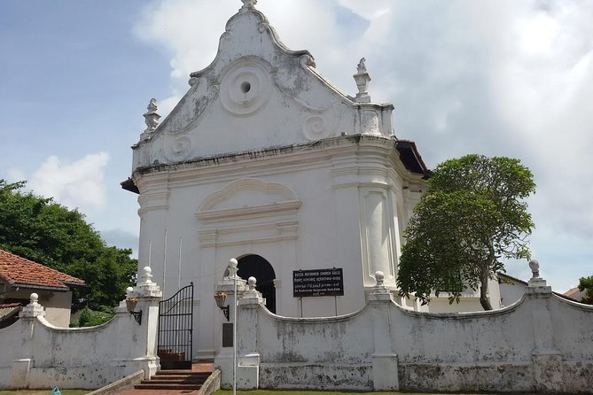 Galle Day Tour From Bentota
