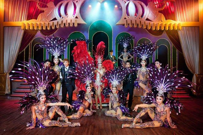 Simon Cabaret Show VIP Ticket With Round Trip Transfer In Phuket