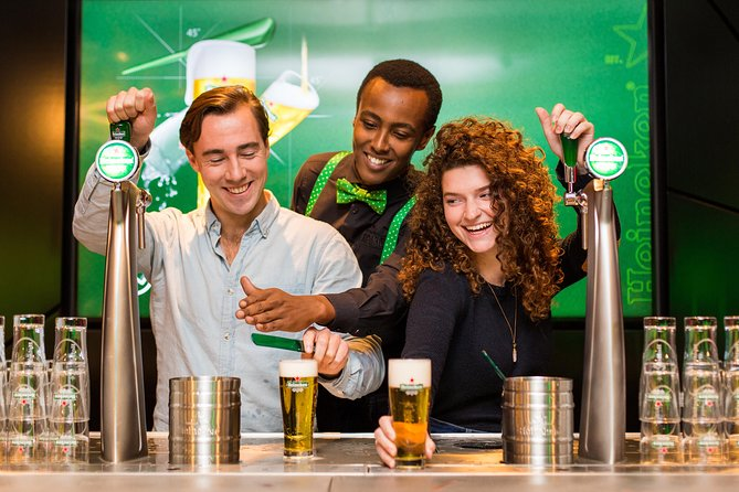 Skip the Line: Heineken Experience Amsterdam Entrance Ticket