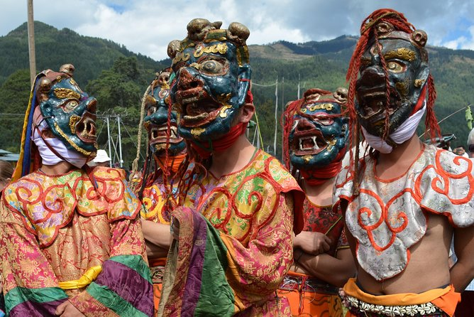 Jambay Lhakhang & Prakar Festivals (13 Days/12 Nights)