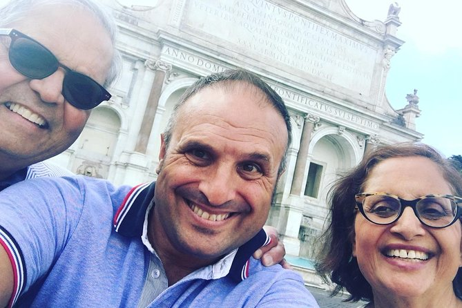 Full Day tour of Rome & Mamma Allegra's Home Lunch Experience