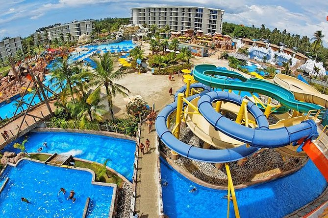 Phuket: Splash Jungle Water Park Admission Ticket
