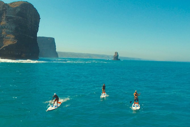 Stand Up Paddle Arrifana Pedra da Agulha tour