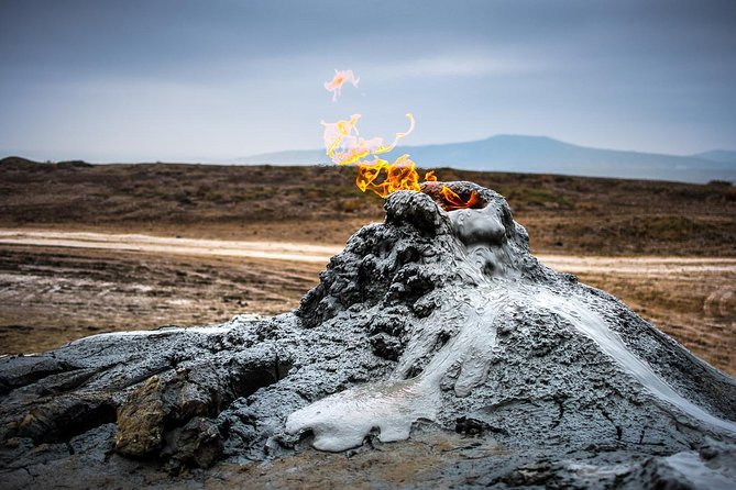 Gobustan Rock Art Cultural Landscape & Mud Volcanoes | Private Tour