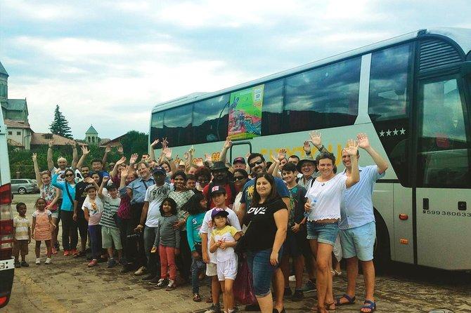 Tbilisi - Mtskheta - Jvari. Full City Tour on Hop On Hop Off Bus
