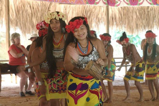 Immersion among Embera