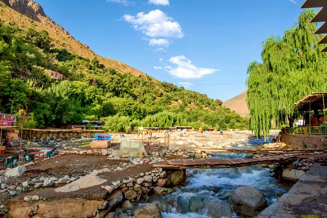 2 Days Tours From Casablanca To Marrakech And Ourika Valley And Atlas Mountain