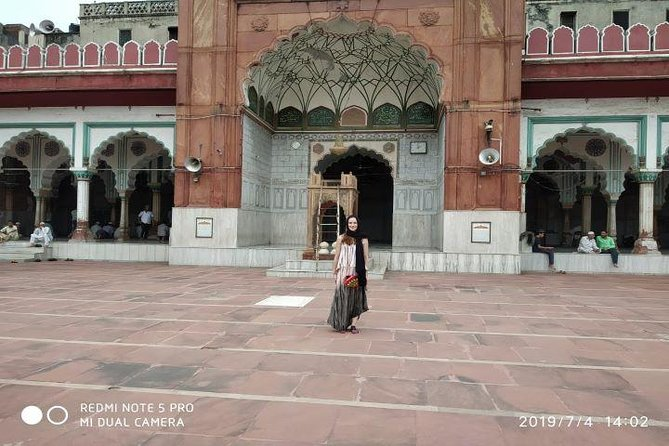 3-4 Hour Old Delhi Heritage Walk Tour with Tuk Tuk Ride Wherever Required photo 26