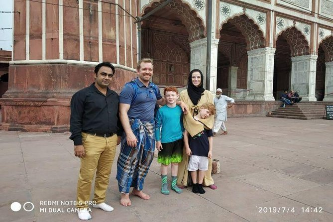 3-4 Hour Old Delhi Heritage Walk Tour with Tuk Tuk Ride Wherever Required photo 82