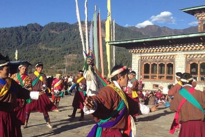 Nepal and Bhutan Cultural Tour