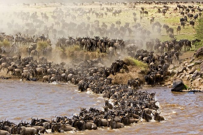 9 Days Kenya Wilderness Highlights