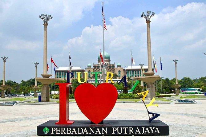 Kuala Lumpur City Hotels To Kuala Lumpur Airport En-route Putrajaya Tour