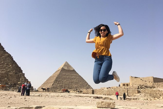 LUXURY full day tour pyramids of Giza, Saqqara and Memphis