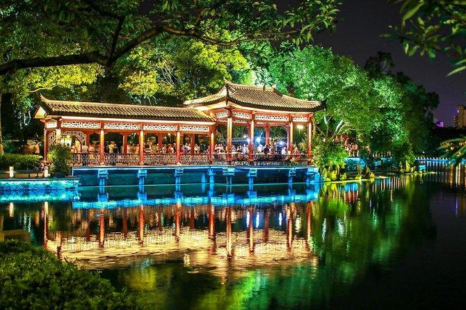 Hangzhou Night Tour with Impression West Lake Show VIP Ticket