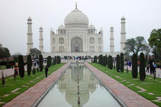 Same Day Agra Tour