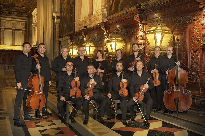 Interpreti Veneziani Ensemble Baroque Concert with Dinner