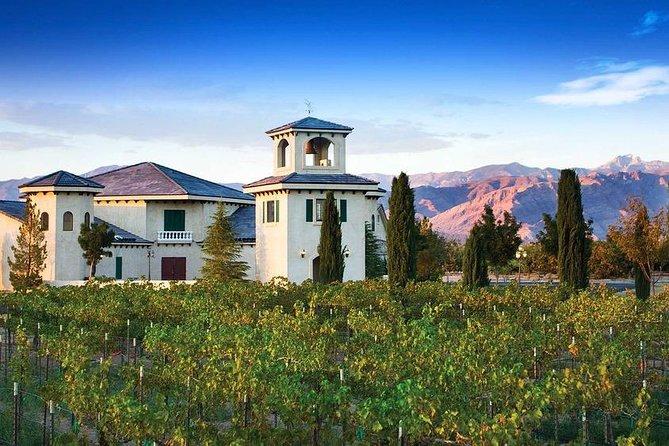 Pahrump To Las Vegas >> Sanders Family Winery Private Limo Luxury Tour From Las