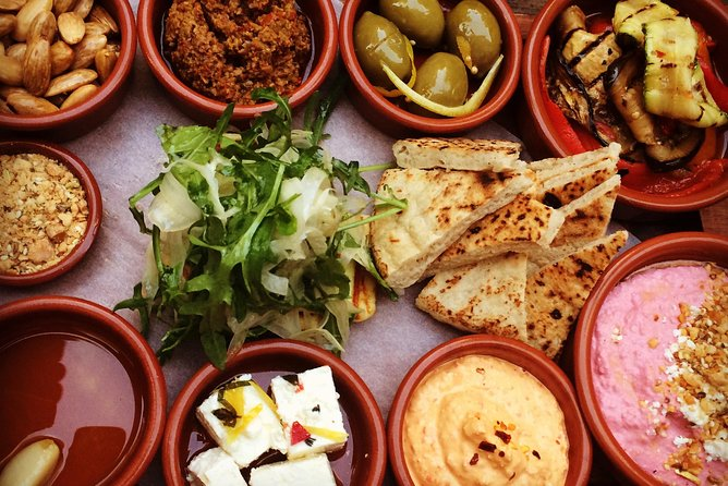 Traditional Cuisine & Cultural Flavours - City Walking Food Tour Paphos 2.5hrs