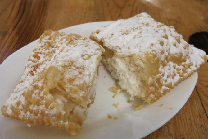 Traditional Cuisine & Cultural Flavours - City Walking Food Tour Nicosia 3hrs
